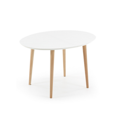 White top/ Natural Beech leg
