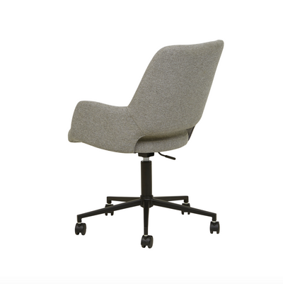 Quentin Office Chair | Grey Speckle