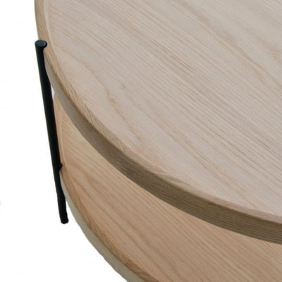 Humla Round Coffee Table