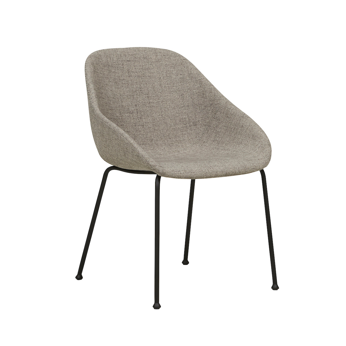 Ronald Dining Chair | Cloud Grey