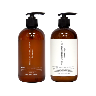 Therapy Hand and Body Wash | Sweet Lime and Mandarin