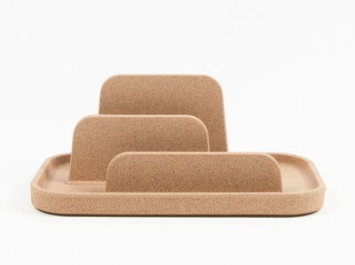 Cork Table Island Organiser