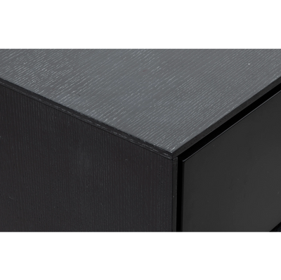 Tribute Entertainment Cabinet | Black