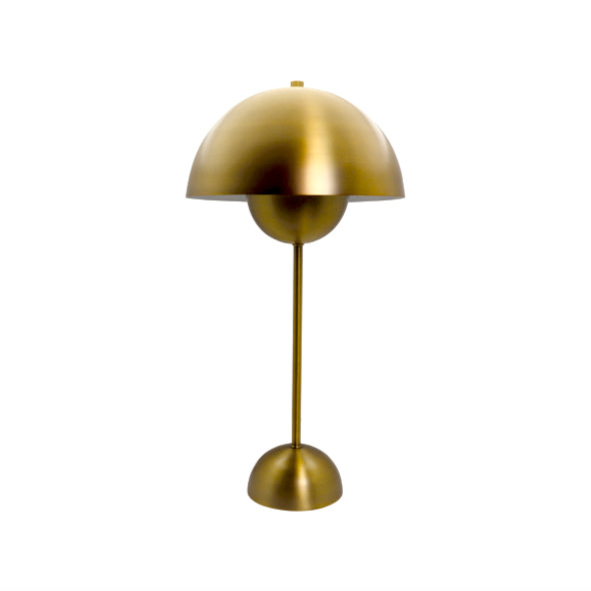 Verve Table Lamp | Brass