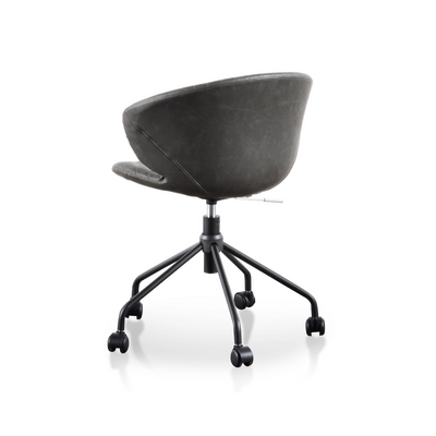 Whistler Office Chair | Pewter