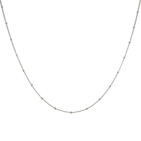 Silver Satellite Chain