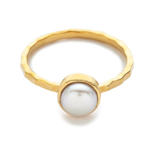 Sola Pearl Ring