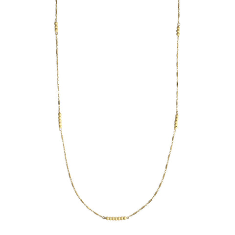 Gold Shimmer Chain