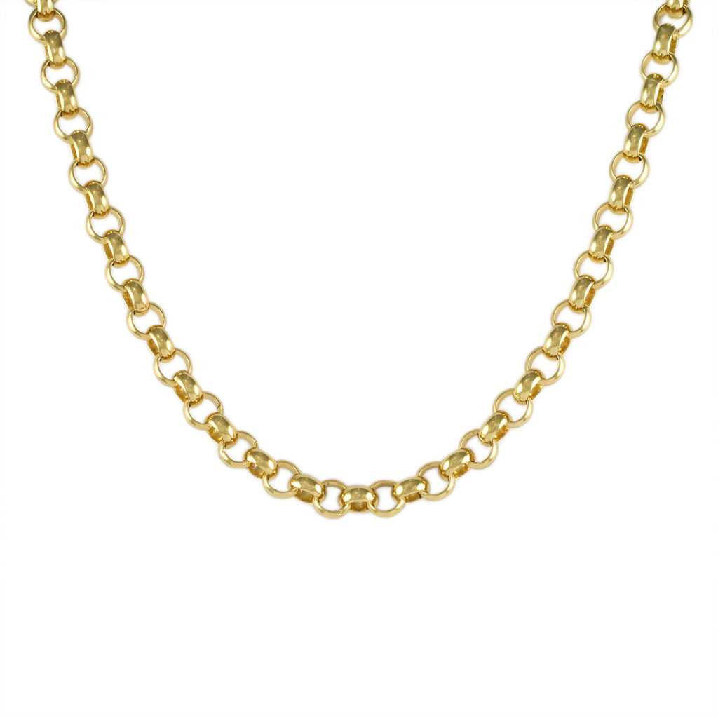 Rolo Chain Necklace