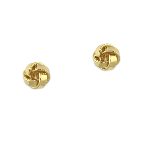 Mini Love Knot Studs