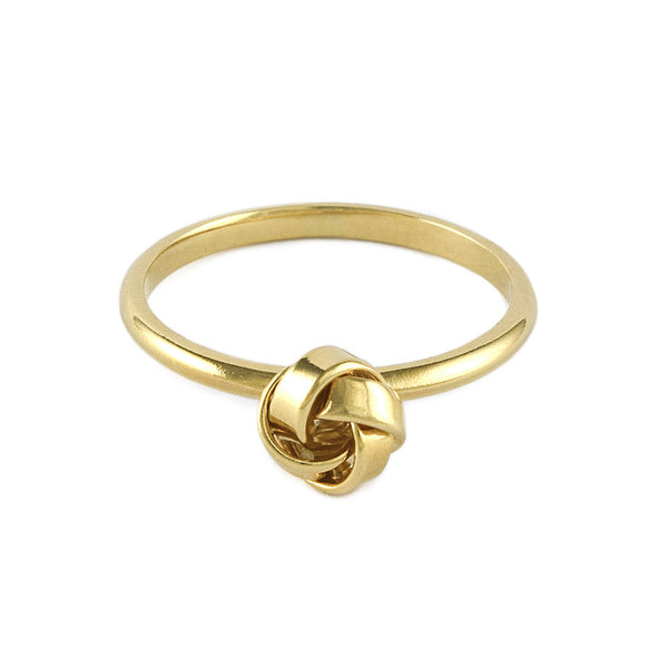 Mini Love Knot Ring