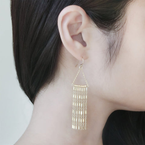 Bar None Earrings