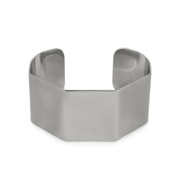 Wide Facet Cuff