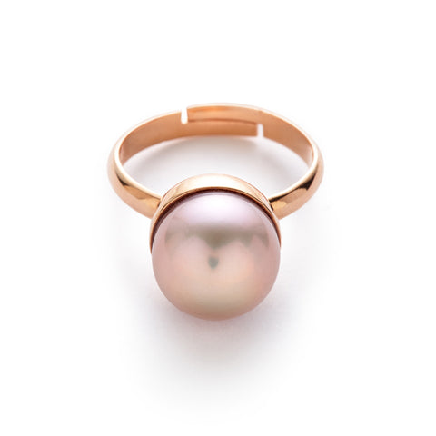 Pearl Bauble Ring