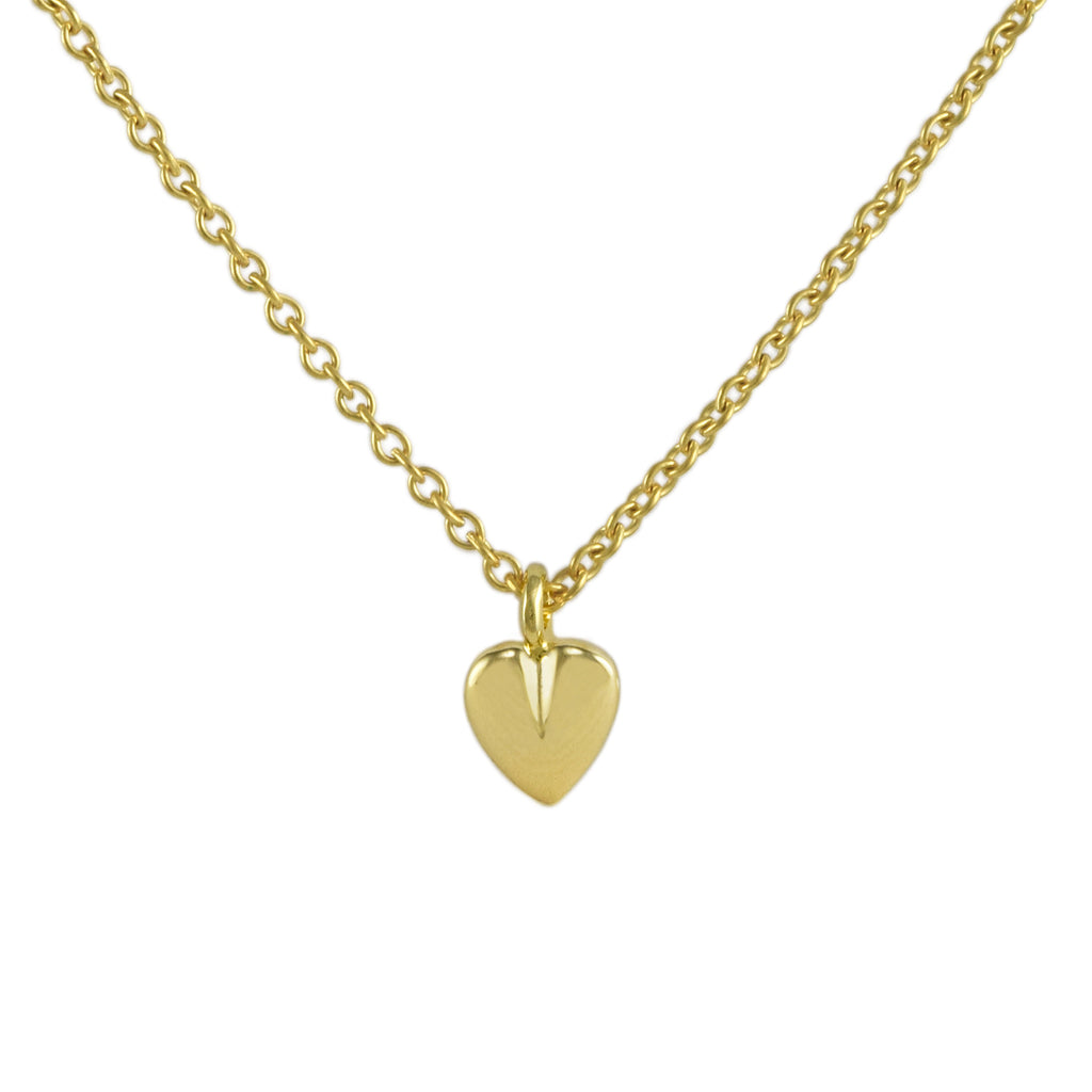 Cleft Heart Pendant