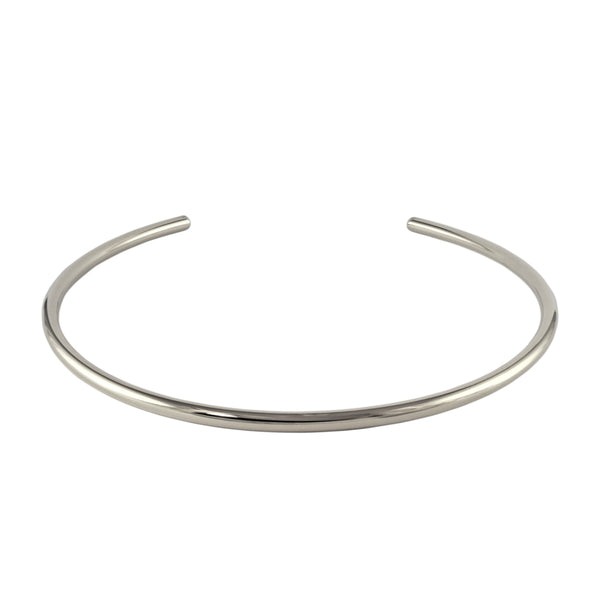 Silver Easy Wire Collar