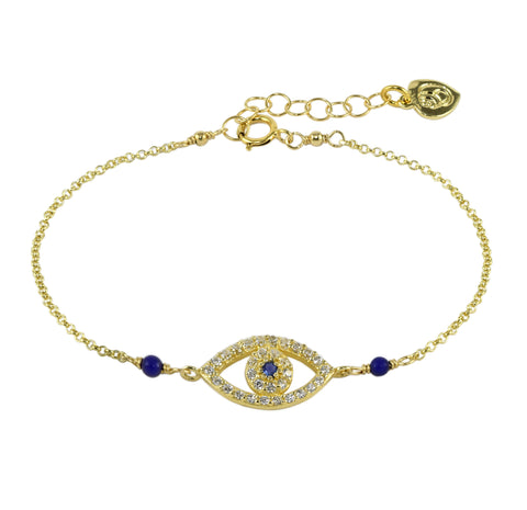 Story of the Eye Bracelet