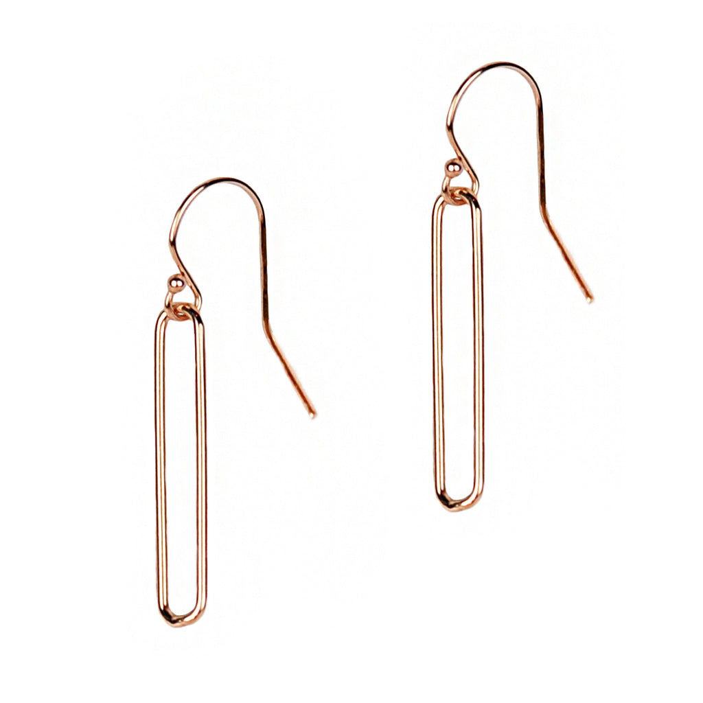 Longest Link Earrings
