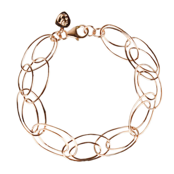 Interlaced Link Bracelet