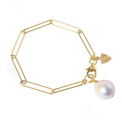 Going Baroque Pearl Bracelet