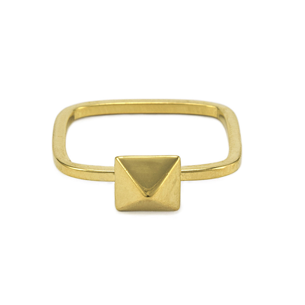Pyramid Square Ring