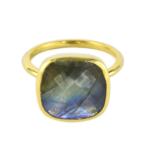 Labradorite Influence Ring
