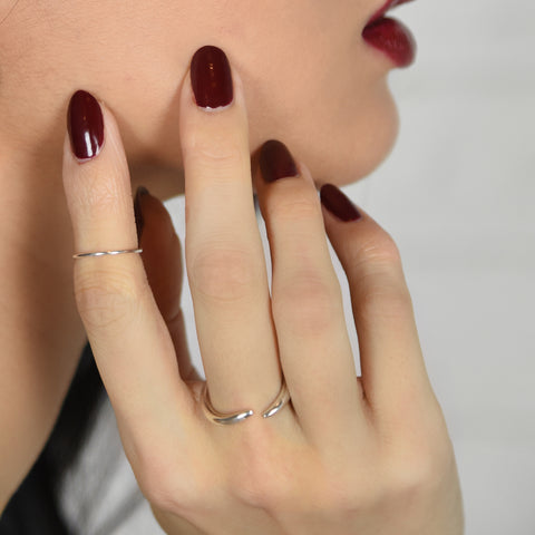 SIlver Baby Ring