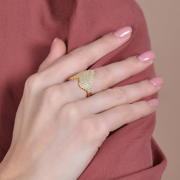 Heart Hug Ring