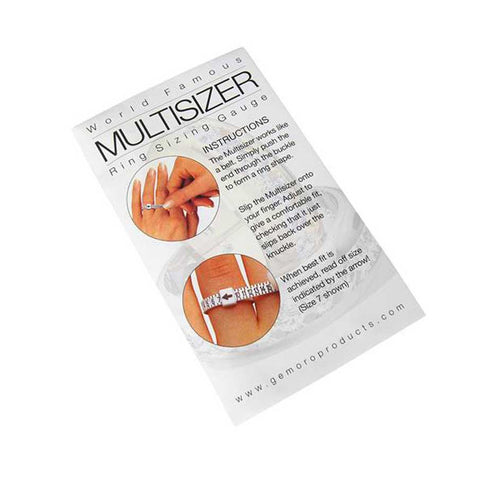 Multisizer Ring Gauge