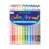 Color Appeel Set of 12 Crayons
