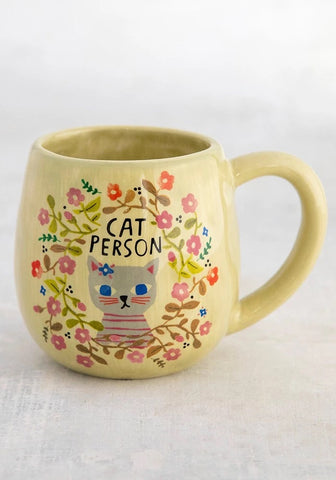 Cat Person Cup of Mug