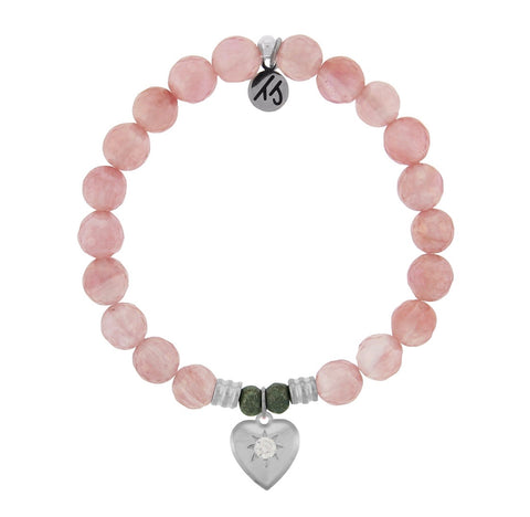 TJ Self Love Watermelon Quartz
