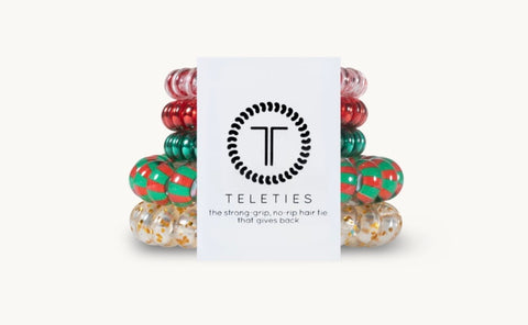 Who's Your Santa Teleties Set