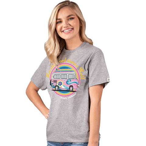 Let the Good Times Roll Short Sleeve Tee
