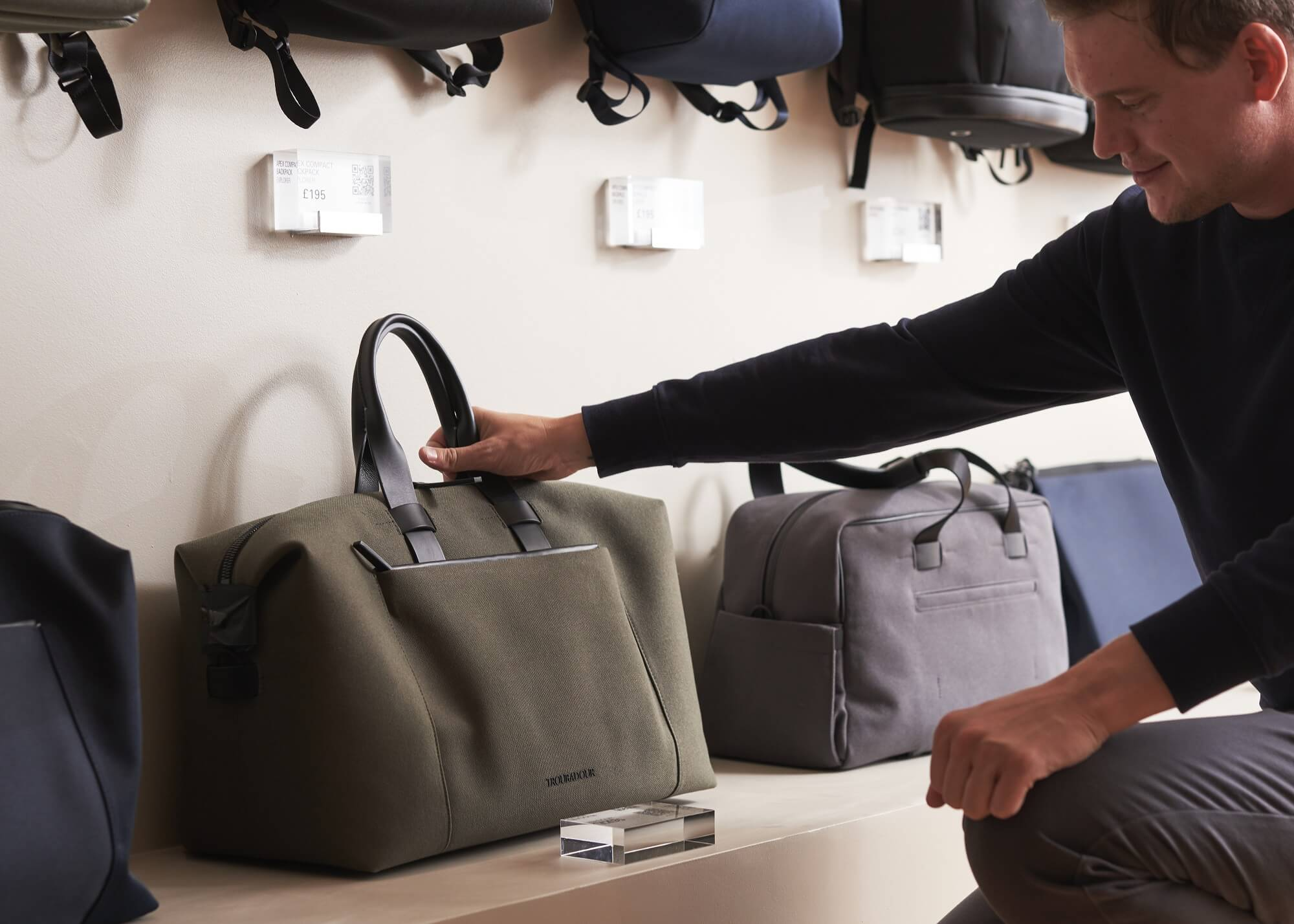 DO YOU HAVE A BAG THAT NEEDS FIXING?