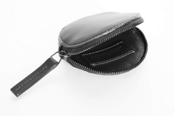 Fabric + Leather Headphone Case
