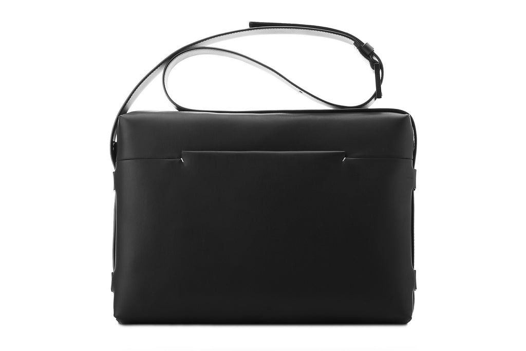 Mens Leather Messenger Bag - High Quality