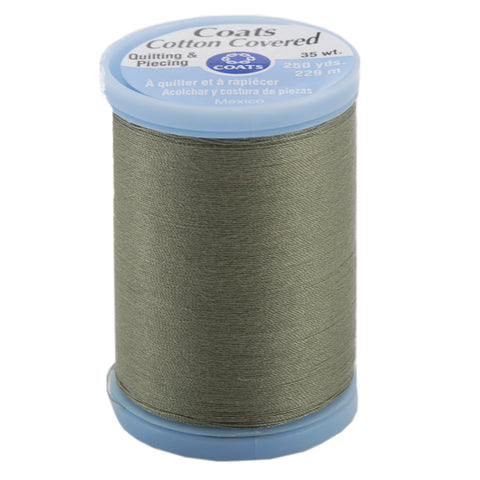 Coats Cotton Covered Quilting & Piecing Thread 250yd-Green Linen