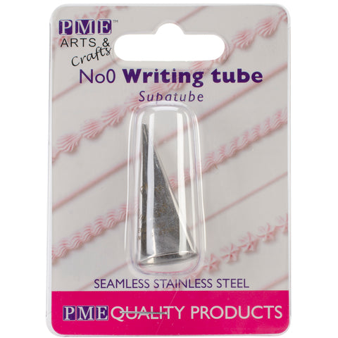 Seamless Stainless Steel Supatube-Writer #0