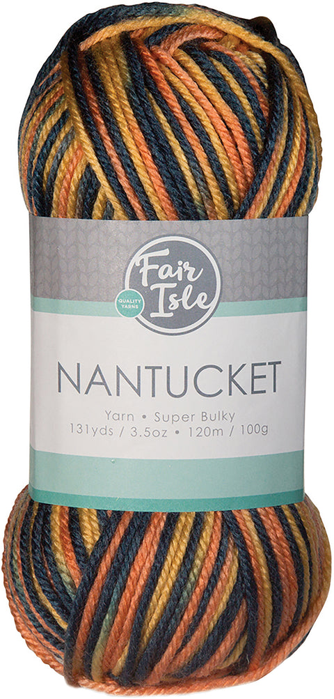 Fair Isle Nantucket Yarn-Regatta