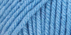 Mary Maxim Ultra Mellowspun Yarn-Medium Blue