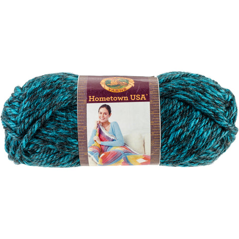 Lion Brand Hometown USA Yarn-Baltimore Bay