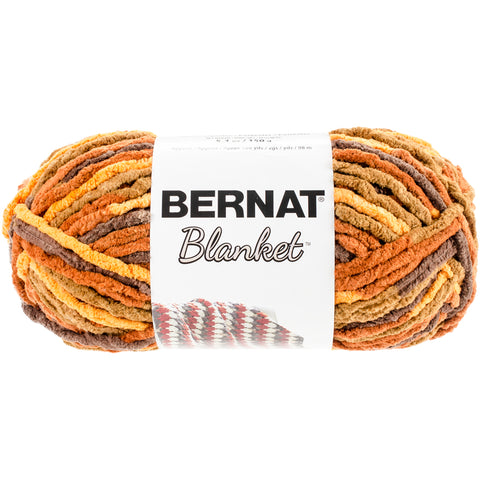 Bernat Blanket Yarn-Fall Leaves