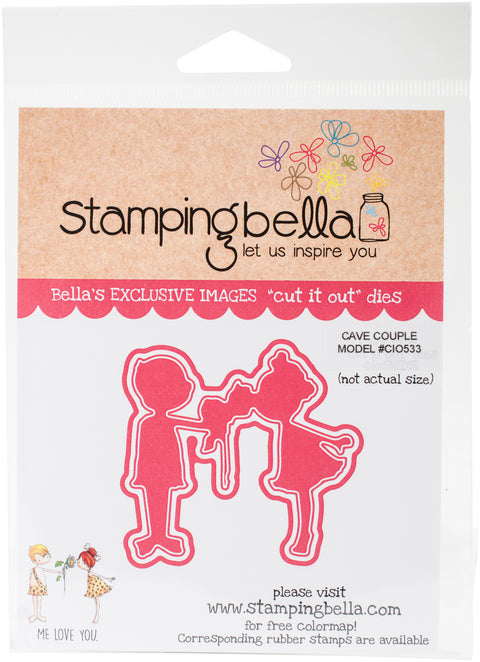 Stamping Bella Cut It Out Dies-Couple