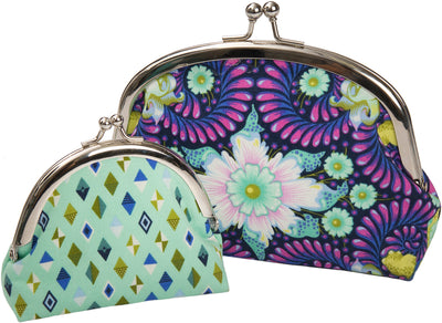 Sizzix Bigz Dies Fabi Edition-L Die - Coin Purse By Sara Lawson