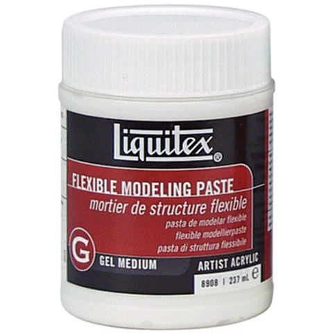 Liquitex Flexible Modeling Paste-8oz