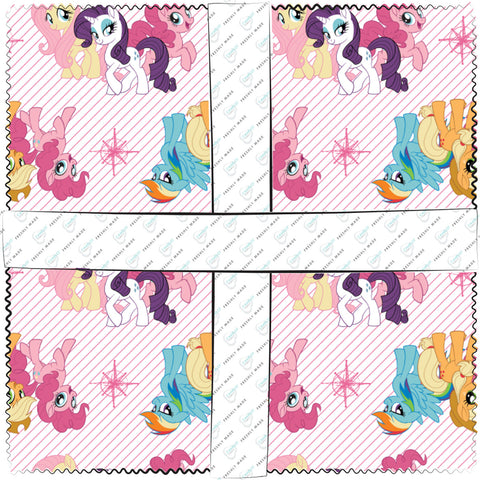 "My Little Pony-Camelot Design Studio 10""X10"" Charms-42pcs"