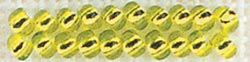 Mill Hill Glass Seed Beads 4.54g-Citron