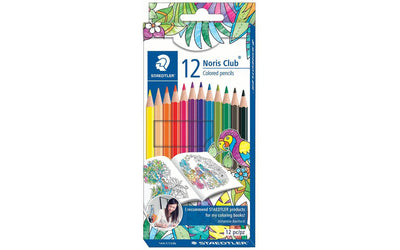 Staedtler Noris Club Colored Pencils 12pc