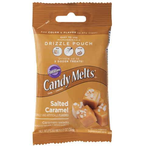 Drizzle Pouch 2oz-Salted Caramel